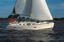 hunter 36 sailing 3