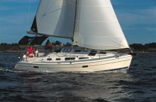 hunter 36 sailing 3